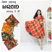 Daster Batik Liquid Daster Payung Baju Tidur Murah Baju Batik