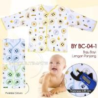 Baju Bayi DIPFY Lengan Panjang piyama baju tidur bayi Katun BC-04-1