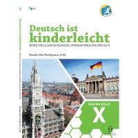 Deutsch ist Kinderleicht Buku Pelajaran Bahasa Jerman SMA/MA Kelas X