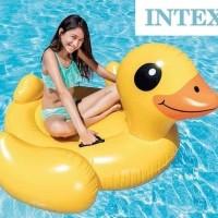 Intex Duck Ride On Pelampung Bebek Jumbo Renang Anak - Ban Berenang