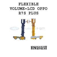FLEXIBLE VOLUME + LCD OPPO R7S PLUS