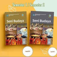 Buku Seni Budaya SBK SMA Kelas 11 Semester 1
