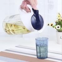Kangxingda 1.2L Premium Tempat Minum Air Teh Kopi Teko Kaca Botol Tea