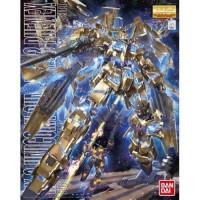 BANDAI Plamo MG RX-0 Unicorn Gundam 03 Phenex