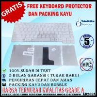 Keyboard Laptop Toshiba Satellite C600 Satelite C640 L600 L635 Putih