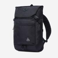 Backpack Montage - Visval - Hitam - Tas Ransel