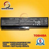 Baterai OEM Toshiba PA 3817 PA 3819 for Laptop L645 L745 PA3817