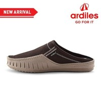 Sepatu Ardiles Kaulun Slip On Original - Cokelat 40 Paling Murah