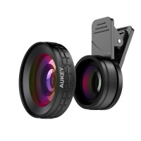 Aukey Pl-Wd07 Ora Iphone Lens 0 45X 140 Wide Angle 10X HOT SALE