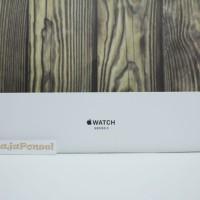 Apple Watch Series 3 GPS 38mm Silver Aluminium with Fog Sport Band gra