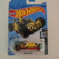 Hot Wheels Super Treasure Hunt lot L 2019 Street Creepe