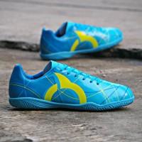 NEW Sepatu Futsal Ortuseight Ventura In Blue Pale Cyan Mini