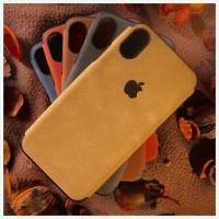 Nappa Leather Case Iphone 6 6+ 7 7 Plus 8 8 Plus X XR Xs Max Casing