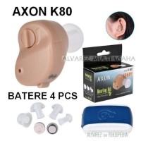 ALAT BANTU DENGAR AXON K80 HEARING AID SUPER MINI
