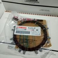 Plate Friction kampas kopling LEXAM orisinil yamaha
