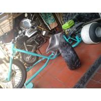 Ban ATV Off Road Ring 6 Ukuran 145x70-6
