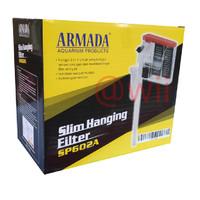 ARMADA SP602A hanging filter gantung hang on aquarium aquascape amara
