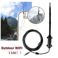 Antena Penguat Sinyal Wifi Repeater Signal Booster 1000M - 117991
