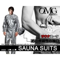 Baju Sauna   Sauna Suit OMG   Jaket Celana Sauna Pembakar Lemak  Sauna