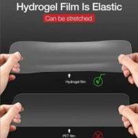 HYDROGEL GOOGLE PIXEL 3 BIASA SCREEN PROTECTOR ANTI GORES FULL COVER - CLEAR