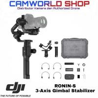 DJI RONIN S Gimbal Stabilizer 3-Axis Gimbal