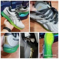 New Sepatu Pria Original Asisc quantum gel infinity Grey