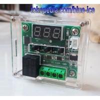 termostat thermostat case w1209 pengatur suhu otomatis xhw1209