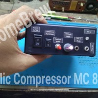 Mic Compressor AGC MC85 ADONISE STANDART AUDIO - TINGGAL PAKAI