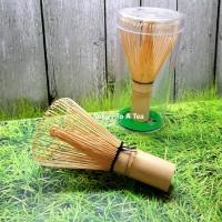 Premium Bamboo Matcha Whisk - Tea Whisk - Chasen