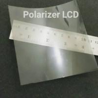 Plastik Polarizer Polarized Polarize Polaris Polaroid LCD Negative dis
