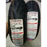Ban Battlax Bridgestone SC 120/70-13 dan 140/70-13 Nmax