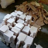 Souvenir Telenan Kayu Mini Murah
