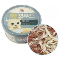 Sajo Cat Food ANCHOVY 90gr