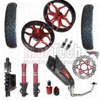 HOT SALE Paket Aksesoris Variasi Motor Vario 125 fi - Techno 150