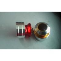 HOT SALE Aksesoris Motor Corong Knalpot Matic Metic Variasi Tambahan