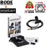 Rode Smartlav+ Lavalier Condenser Clip-On Microphone Clip On