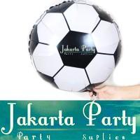 Balon Foil Soccer Ball / Balon Foil Bola / Balon Karakter