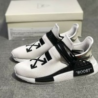 Adidas NMD Human Race X Off White