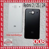 Backdoor Casing Xiaomi Redmi 2 Redmi2 Xiomi Back Door Tutup Belakang