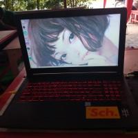 Laptop Gaming MSI GL62M 7RDX Sudah Upgrade SSD dan Ram