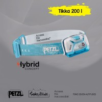 Petzl Headlamp Tikka 200 lumens
