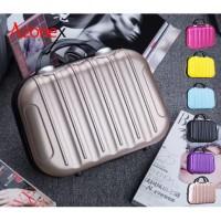 14 Tas Travel Koper Travel Bag Tas Make Up Kotak Kosmetik Luggage