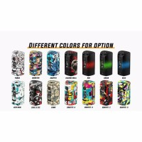 Authentic Asteroid Pod Kit by ThinkVape Colors : - Black - Red - Blu