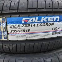 Ban Mobil Falken ZE914 ECORUN 235/55 R18