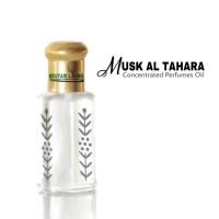6ML musk AL Tahara Parfume oil Arab (parfum arab minyak kasturi putih)