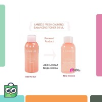 Promo Laneige Fresh Calming Balancing Toner 50ml Bagus - Kemasan Baru