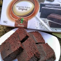 Brownies Kukus Amanda - Original