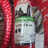 Ban FDR Flemmo Pro 70/90 ring 14 ban luar motor matic fino xeon mio