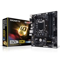 Gigabyte Intel Motherboard GA-B250M-DS3H