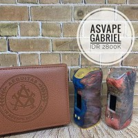Asvape Gabriel 80w Stabwood Edition [Rare] High End Mod
